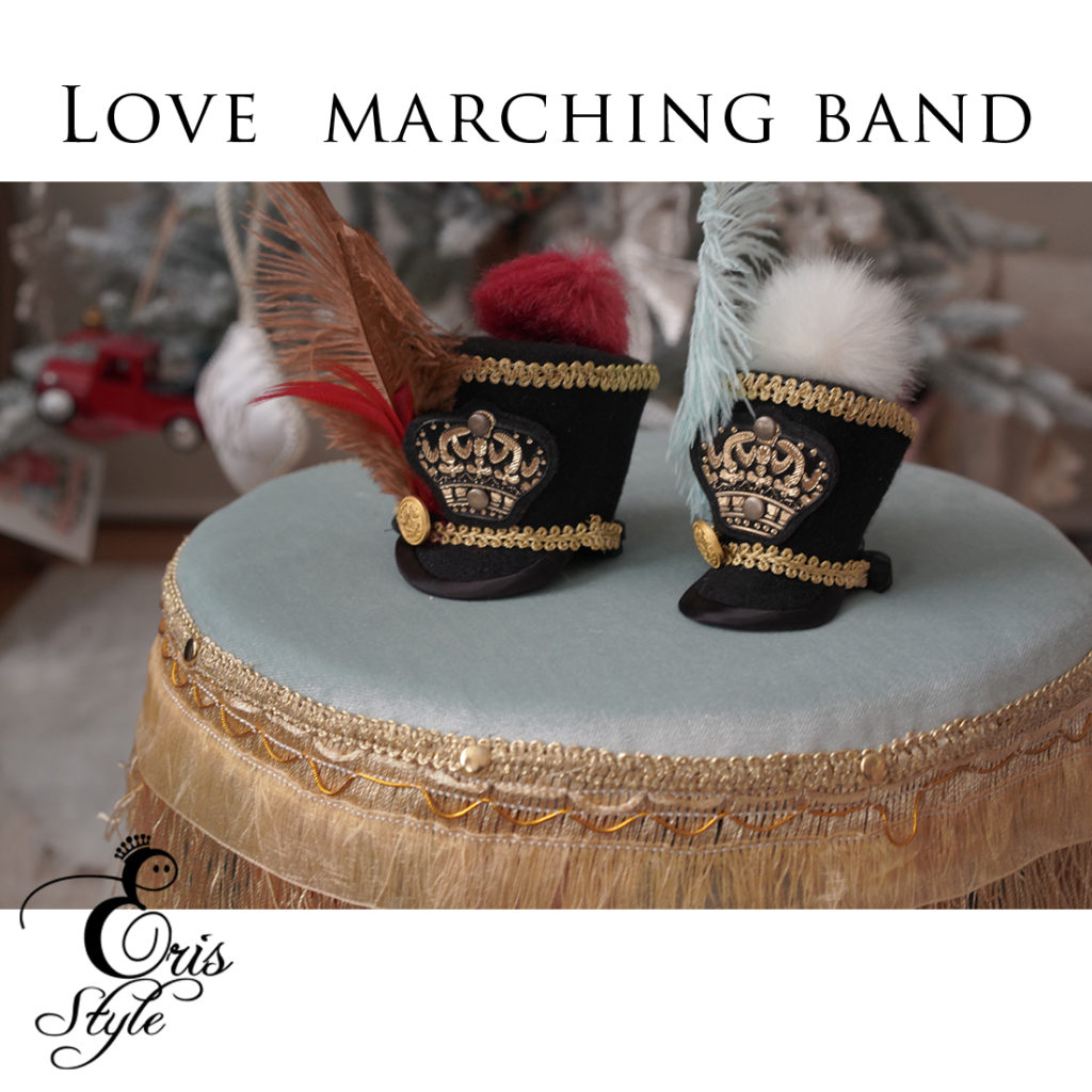 2018WinterCollection  LittleMarchingBand帽受注のお知らせです